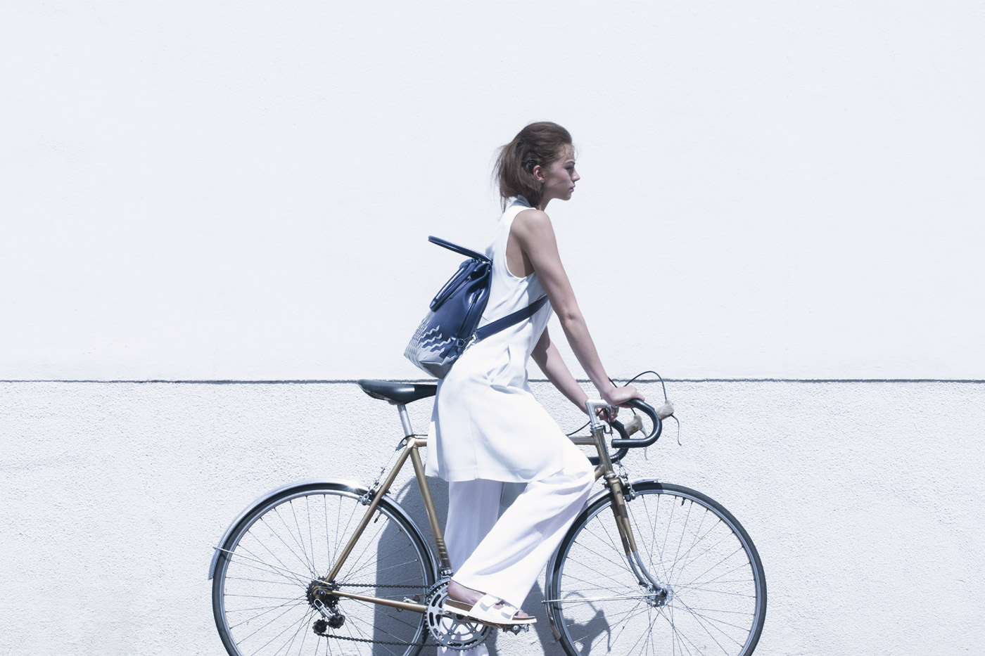 the cyclist, collection I — Studio Julie Thissen