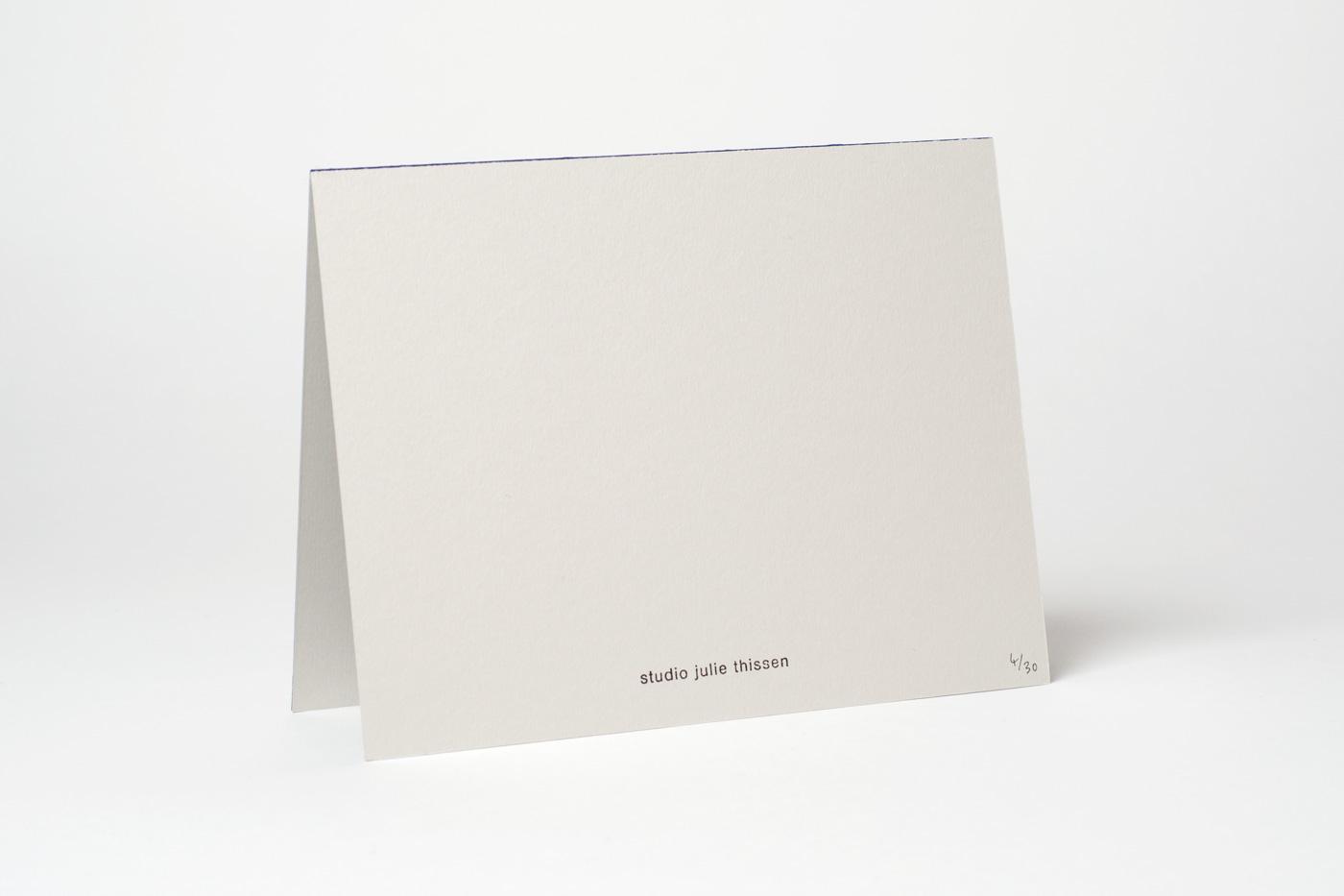 paper lush — Studio Julie Thissen