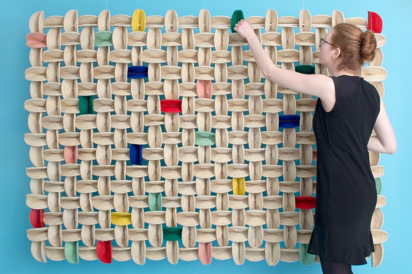 wool figures — Studio Julie Thissen